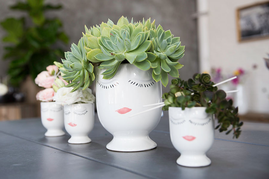 RJ Carbone & Flower Vases Bowls \u0026 Containers For Unique Floral Designs Pt. 1 ...