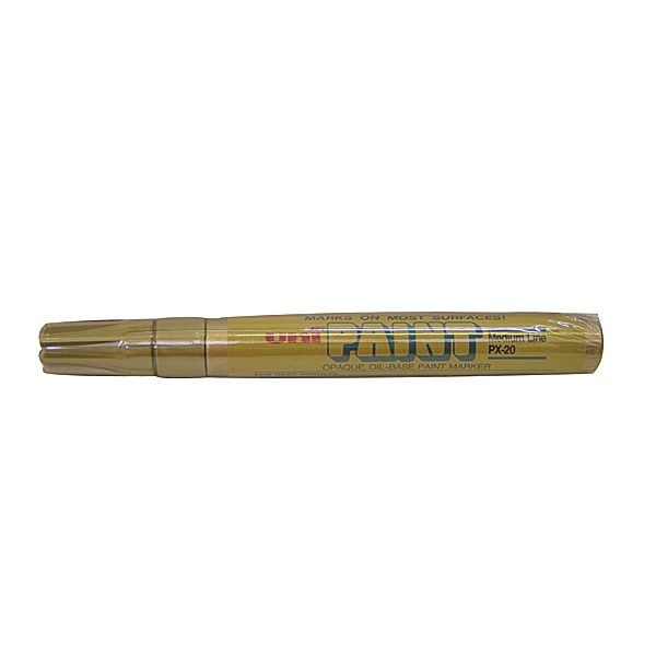 Medium Line Paint Marker Gold