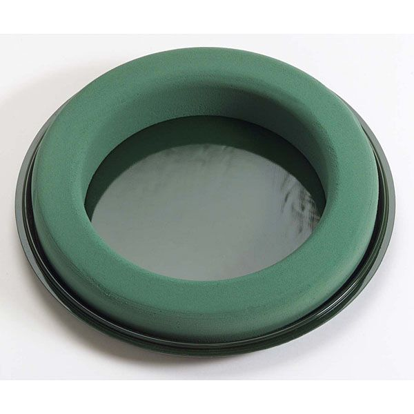 13 in. Design Ring w/Solid Tray