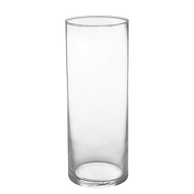 10in X 3in Crystal Cylinder Vase Cylinder Vases