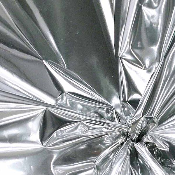 30 in. x 50 ft. Silver Mylar