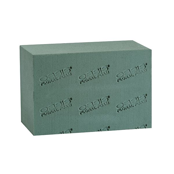 9 in. x 4. 75 in. x 6 in. Grande Oasis Foam Bricks (Equal To 2 Standard Bricks)