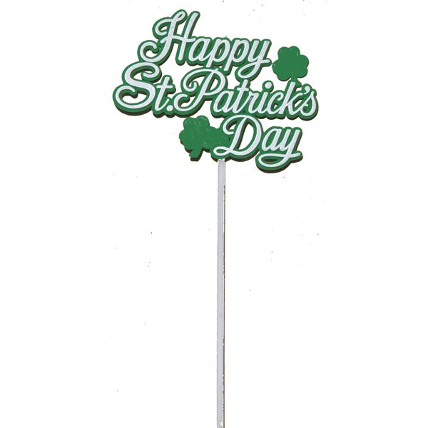 Happy St. Patrick's Day Script Pick