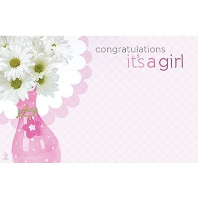 Congratulations It's Girl