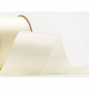 #100 Satin Eggshell Ribbon