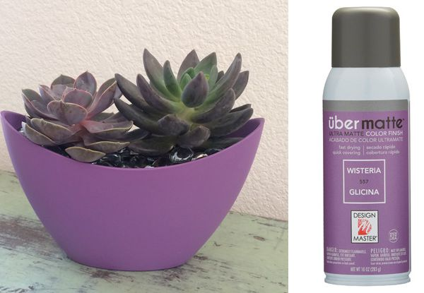 #557 Ubermatte Wisteria Spray Paint