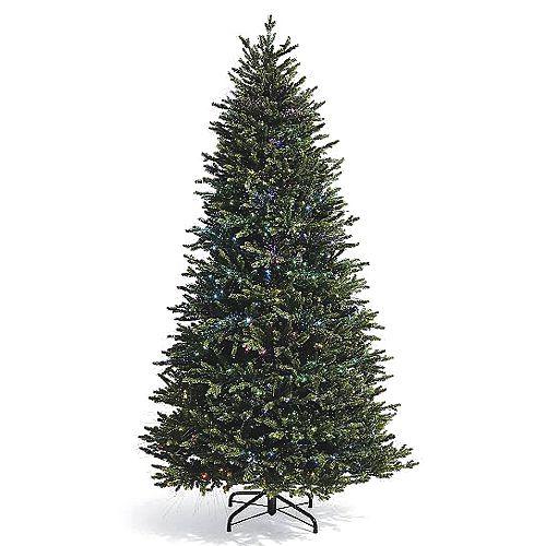 7 5 Fiber Optic Christmas Tree: 7.5 Ft. Fiber Optic Tree W/2244 Tips