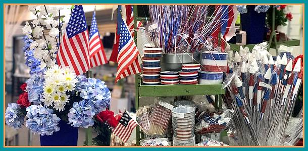4th of July Supplies & Decorations