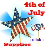 Memorial Day Floral Supplies In Bulk