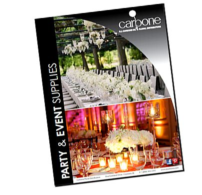 Party & Events Flip Book