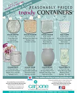 Flower Vases & Containers