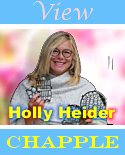 Holly Heider Chapple Floral Supplies