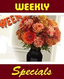 Weekly Wholesale Floral Specials